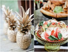 Party Like a Pineapple   Fabulous Party Ideas http://jennycookies.com/2014/08/partylikeapineapple/