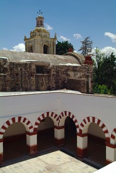 Pinos, Mexico.  http://www.worldheritagesite.org/sites/caminoreal.html