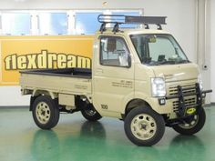 軽トラ 上げトラ キャリートラック カスタム画像 Mini Trucks, Custom Trucks, Pickup Trucks, Custom Cars, Suzuki Carry, Van Storage, Kei Car, Suv Models, Bug Out Vehicle