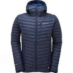 Order Montane Mens Icarus Jacket today from Cotswold Outdoor ✓ Price Match Promise ✓ Product Warranty ✓ Expert Advice Mens Outdoor Jackets, Denim Jacket Men, Hand Warmers, Outdoor Gear, Hooded Jacket, Hoods, Winter Jackets, Blue, Clothes