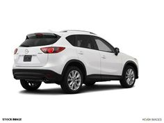 2014 Mazda CX-5..Perfect crossover because it's the only one that has good mpg! My future vehicle, once I graduate college and take out my first big loan!