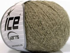 Dusty Wool Light Khaki  Fiber Content 46% Acrylic, 32% Wool, 21% Polyamide, 1% Elastan, Light Khaki, Brand Ice Yarns, Yarn Thickness 1 SuperFine  Sock, Fingering, Baby, fnt2-49898 Ice Yarns, Bean Bag Chair, Wool, Cream, Fiber, Content, Baby, Creme Caramel, Low Fiber Foods