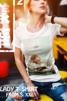 BTS Bangtan Boys T- shirt Jung kook Rap monster Jimin j hope Suga G dragon k pop summer pastel collection Korean di DaiquisCraftRoom su Etsy