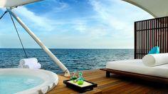 W Maldives Retreat Resort & Spa, Maldivler Top 10 Hotels, Hotels And Resorts, Luxury Hotels, Maldives Resort, Resort Spa, Vacations To Go, Dream Vacations, Porches, Beautiful Homes