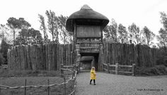 Ringfort at the Irish National Heritage Park