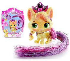 Disney Princess Palace Pets Whisker Haven Summer the Kitt...
