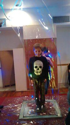 mega burbuja !!! Espacio didáctico eventos infantiles www.espacio-didactico.com.ar