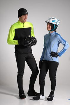 Coldest Weather Cycling Clothing