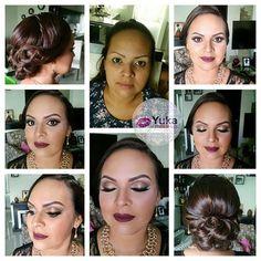💋Resaltar tu belleza es mi trabajo😘  #yuka_make_up  Realiza tu cita de belleza📱6699415513