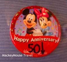Celebrating at WDW is the best! Cast members go out of their way to make your celebration awesome!