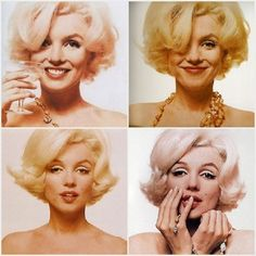 Logo após completar 36 anos de idade, Marilyn Monroe, a musa dos anos 60, fez seu último ensaio fotográfico para a revista Vogue, clicado por Bert Stern.  Em julho de 1962, poucos dias antes de sua morte, Marilyn, que já estava passando por problemas sérios de depressão, foi clicada pelo fotógrafo Bert Stern durante três dias no hotel Bel ...