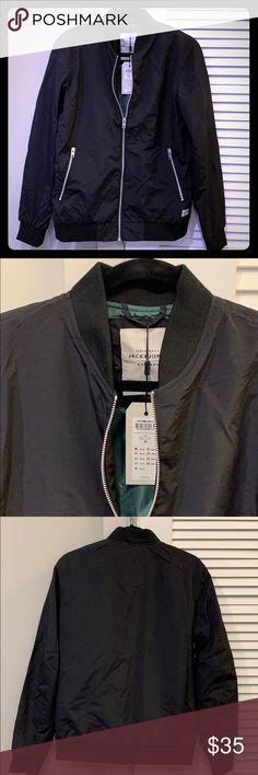 29e83102 Jack & Jones bomber jacket Brand new & never worn Jack and Jones Jackets &  Coats
