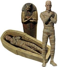 Diamond select toys Universal Monsters Select Mummy Action Figure. https://api.shopstyle.com/action/apiVisitRetailer?id=456447982&pid=uid8100-34415590-43