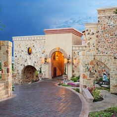 Mediterranean Exterior Unusual Design Ideas, Pictures, Remodel and Decor