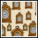 free mantle clock backing paper pack available in many colours