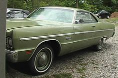 Green And Fury-ous: 1969 Plymouth Fury III - http://barnfinds.com/green-and-fury-ous-1969-plymouth-fury-iii/