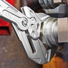 Клещи переставные-гаечный ключ XL, 400 мм, KNIPEX 86 03 400 KN-8603400