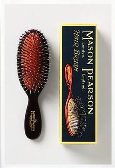 A good brush lasts forever.