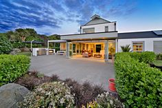 Browse all houses and sections for sale in New Zealand. Ultra Modern Homes, Property Listing, Acre, New Zealand, Real Estate, Cabin, Mansions, House Styles, Places