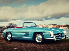 1958 Mercedes-Benz 300 SL Roadster To be auctioned on Thursday, January Mercedes Benz 300, Convertible, Mercedez Benz, Daimler Benz, Classic Mercedes, Cabriolet, Ex Machina, Retro Cars, Fancy Cars