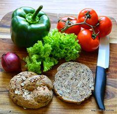 15 FIT Przepisów na Dietetyczne Bułki Tasty Dishes, Food Photo, Baked Potato, Potatoes, Baking, Vegetables, Fit, Ethnic Recipes, Patisserie