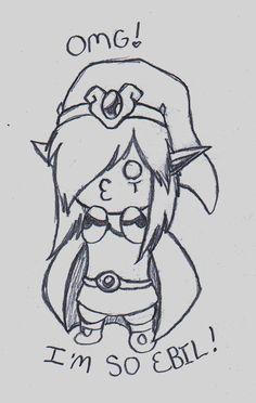 Vaati is Ebil Sorcerer!