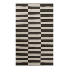 Constructed with un-dyed wool with a flat-weave construction, using traditional scandinavian motifs this rug combines a modern feel with age old tradition.
