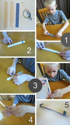 Relentlessly Fun, Deceptively Educational: 2 DIY Craft Stick Harmonicas
