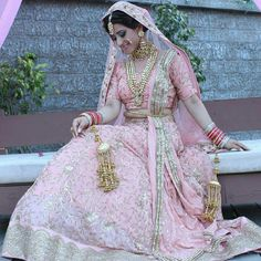 51 ideas party neon outfit pink dress for 2019 Bridal Outfits, Bridal Dresses, The Dress, Pink Dress, Punjabi Bride, Punjabi Couple, Neon Outfits, Pink Lehenga, Bride Poses
