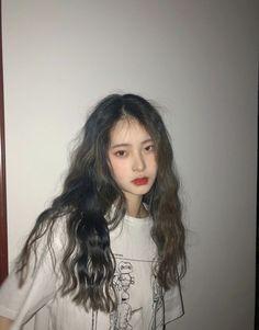 Hairstyles With Bangs, Pretty Hairstyles, Girl Hairstyles, Korean Girl Photo, Cute Korean Girl, Korean Beauty, Asian Beauty, Korean Girl Ulzzang, Bora Lim
