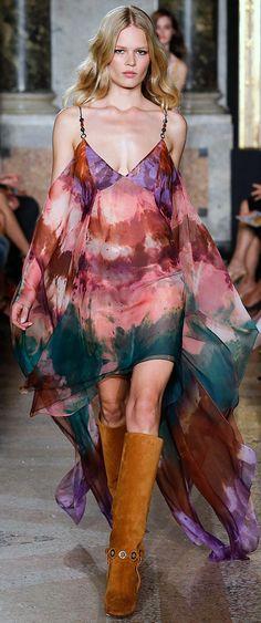 Pucci's tye dye