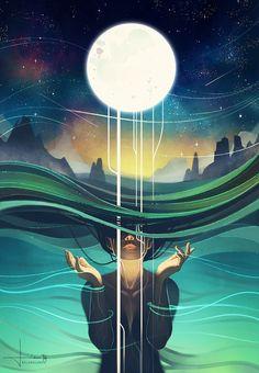 Transcendence by kelogsloops.deviantart.com on @deviantART