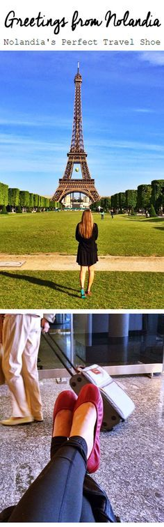 """""""I walked around Paris for 9 solid days in those shoes. From the Sacre Coeur to the Arc de Triomphe, and everywhere in between. We were walking fools. And seriously, my feet never hurt. Not once. I had ZERO blisters. Band-Aids? Not for me!"""" 