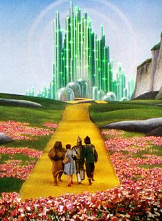 The Wizard of Oz (1939) - For its time, a cinematic revelation in special effects.