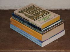 Vintage Financial Freedom Book Lot of 5 by StateStreetSadie