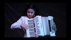 Rock Accordion Music - Spanish Gypsy Dance & Serenade Arranged by Annie Gong - YouTube