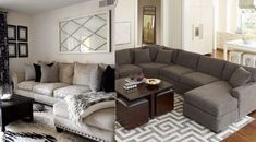 Check Out 21 Living Room Layouts With Sectional For Your Home. A sectional is usually made up of two or more pieces.