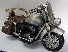 Motorcycle Hanging Birdhouse Garden Porch Decor