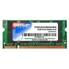Patriot Signature DDR2 2GB CL6 PC2-6400