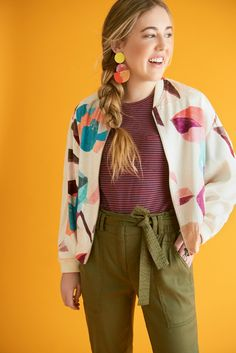 Our New Year's wardrobe resolution goes a little something like this: color, color and more color. There is, after all, nothing better for curing the winter blues and putting a little spring in your step. Whether you're craving a splashy print, saturated shades or pretty pastels, Christina, our director of customer styling, has just the …