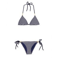 mytheresa.com - Triangel-Bikini Corelli Rope - Bikinis & Einteiler - Bademode - Kleidung - Heidi Klein - Luxury Fashion for Women / Designer clothing, shoes, bags