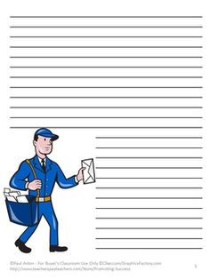 FREE Download Community Helpers Creative Writing Papers for Literacy Centers: You will receive three writing worksheets for your classroom. They work really well for Labor Day, social studies or a community helpers unit.  Elementary and special education students may take notes or write a story.