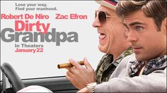 Drowned World: Dirty Grandpa (2016) - Review