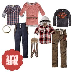 Scotch Shrunk has the cutest kids stuff!