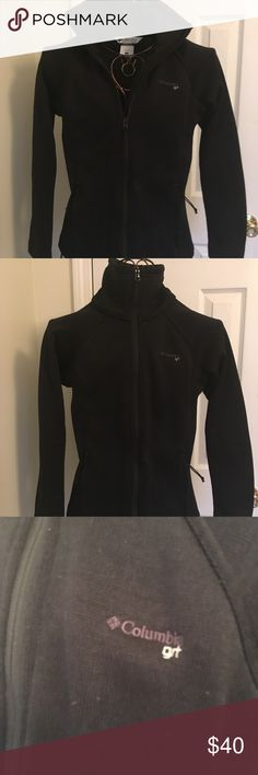 Columbia GRT Women's zip up Columbia grt Women's zip up. Has some wear shown in pictures- could probably be shaved off Columbia Jackets & Coats