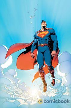 Superman Vol. Black Dawn (Rebirth) - by Peter J Tomasi & Patrick Gleason (Paperback) Arte Dc Comics, Marvel Comics, Marvel Dc, Comic Book Costumes, Superman Costumes, Comic Books Art, Comic Art, Book Art, Personnage Dc Comics