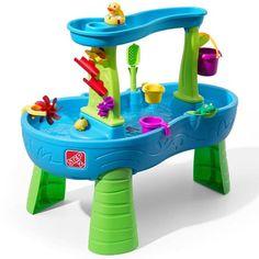 Free Shipping. Buy Step2 Rain Showers Splash Pond Water Table at Walmart.com