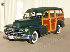 1948 Chevy wagon