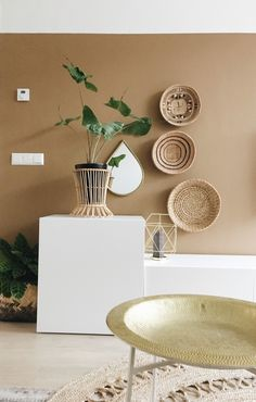 Colorful Interiors, Interior Inspiration, Bookshelf Decor, Calming Bedroom, Wall Colors, Room Decor, Decorating Your Home, Interior Deco, Calming Bedroom Colors