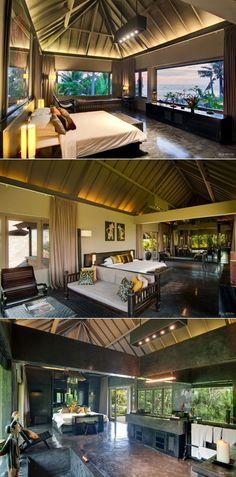 Villa in Cemagi, Seseh, Bali-Indonesia.